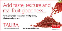 Taura Natural Ingredients is an ingridnet.com sponsor